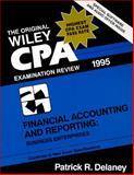 Wiley CPA Examination Review, 1995 Vol. 4 9780471056447