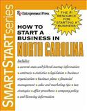 How to Start a Business in North Carolina, Entrepreneur Press, 1932156445