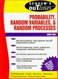 Schaum's Outline of Probability, Random Variables, and Random Processes, Hsu, Hwei P., 0070306443