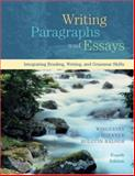 Writing Paragraphs and Essays : Integrating Reading, Writing, and Grammar Skills, Wingersky, Joy and Boerner, Jan, 0155046454