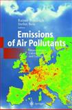 Emissions of Air Pollutants : Measurements, Calculations and Uncertainties, , 3642056458