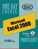 Excel 2000 Proficient One Day Course, DDC Publishing Staff, 1562436457