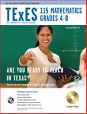 TExES 115 Mathematics 4-8, Wilkerson, Trena, 0738606456