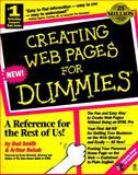 Creating Web Pages for Dummies, Smith, Bud E., 1568846452