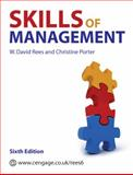 Skills of Management, Rees, W. David and Porter, Christine, 1844806456