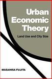 Urban Economic Theory 9780521396455
