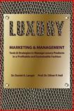 Luxury Marketing and Management, Daniel Langer, 1492976458