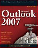 Outlook 2007, Peter G. Aitken, 0470046457
