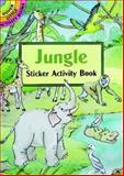 Jungle Sticker, Cathy Beylon, 0486296458