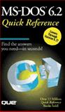 MS DOS 6.2 Quick Reference, Neuman, Sally, 1565296451