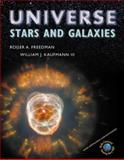 Universe : Stars and Galaxies, Freedman, Roger A. and Kaufmann, William J., 0716746468