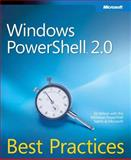 Windows PowerShell 2. 0 Best Practices, Wilson, Ed, 0735626464