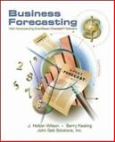 Business Forecasting with ForecastX, Wilson, J. Holton and Keating, Barry, 0072526467