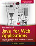 Professional Java for Web Applications, Nick Williams, 1118656466