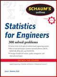 Schaum's Outline of Statistics for Engineers, Stephens, Larry, 0071736468