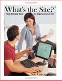 What's the Site? Web Address Book, Sue Green, 1412036461