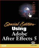 Using Adobe After-Effects 5 9780789726469