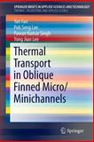 Thermal Transport in Oblique Finned Micro/Minichannels, Fan, Yan and Lee, Poh Seng, 331909646X