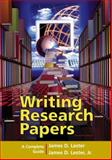 Writing Research Papers : A Complete Guide, Lester, James D., 0321236475