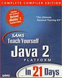 Teach Yourself Java 2 Platform in 21 Days With CDROM, Lemay, Laura and Cadenhead, Rogers, 0672316471