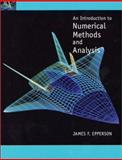 An Introduction to Numerical Methods and Analysis, Epperson, James F., 0471316474