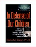 In Defense of Our Children 9780325006475