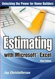 Estimating with Microsoft Excel, Jay Christofferson, 086718647X