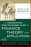 The Professional Risk Managers' Guide to Finance Theory and Application, , 0071546472