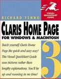 Claris Home Page 3 for Windows and MacIntosh, Fenno, Richard, 0201696479