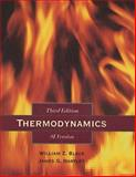 Thermodynamics, Black, William Z. and Hartley, James G., 0673996484