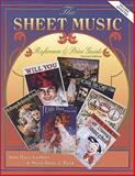 The Sheet Music Reference and Price Guide, Anna M. Guiheen and Marie-Reine A. Pafik, 0891456481