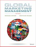 Global Marketing Management, Kotabe, Masaaki (Mike) and Helsen, Kristiaan, 1118466489