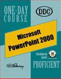 Microsoft PowerPoint 2000 Proficient One Day Course, Winter, Patty and Winter, Rick, 1562436481