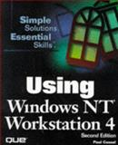 Using Windows NT Workstation 4, Cassel, Paul, 0789716488
