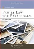Family Law for Paralegals 6th Edition
