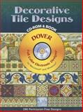 Decorative Tile Designs, Dover, 0486996484