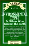 Careers for Environmental Types and Others Who Respect the Earth 9780658016486