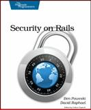 Security on Rails, Poweski, Ben and Raphael, David, 1934356484