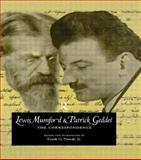 Lewis Mumford and Patrick Geddes : The Correspondence, , 0415756480
