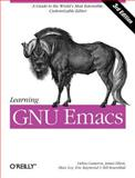 Learning GNU Emacs, Cameron, Debra and Elliott, James, 0596006489
