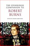 The Edinburgh Companion to Robert Burns, Gerard Carruthers, 074863648X