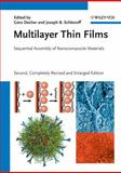 Multilayer Thin Films : Sequential Assembly of Nanocomposite Materials, Gero Decher, 3527316485