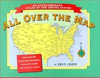 All over the Map, David Jouris, 0898156491