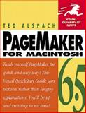 PageMaker 6.5 for Macintosh, Alspach, Ted, 0201696495