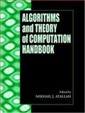 Algorithms and Theory of Computation, Atallah, Mikhail J., 0849326494