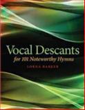 Vocal Descants, , 0898696496