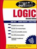 Schaum's Outline of Logic, Nolt, John and Rohatyn, Dennis, 0070466491