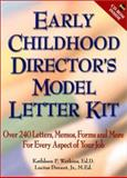 Early Childhood Director's Model Letter Kit, Watkins, Kathleen Pullan and Durant, Lucius, 0130926493