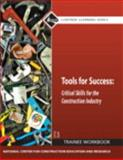 Tools for Success, NCCER, 0136106498