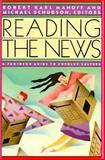 Reading the News, Robert Manoff, 039474649X